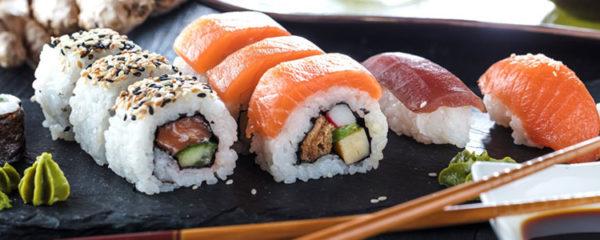 Sushi à Nancy